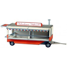 10205 Fish & Chip Trailer (HO Scale 1/87th)