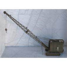 387257 Ruston RB17 Lattice Crane USA Army (HO Scale 1/87th)