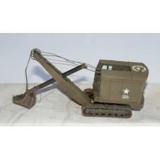 387258 Ruston RB17 Face Shovel - Excavator (HO 1/87th)