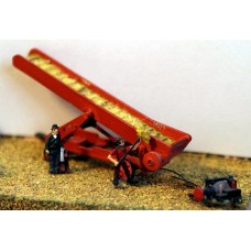 A31 Farm machinery-Haymaking Unpainted Kit N Scale 1:148
