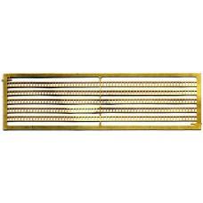 A32 10 brass ladders Unpainted Kit N Scale 1:148