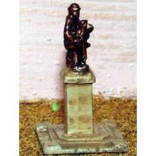 A50 War Memorial Unpainted Kit N Scale 1:148