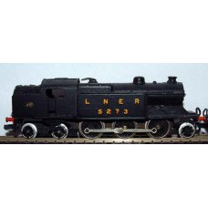 B10 L.N.E.R. L3 reqs prarie chassis Unpainted Kit Nscale 1:148
