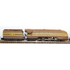 B14 L.M.S.Streamlined Coronation reqs dutchess Unpainted Kit Nscale 1:148
