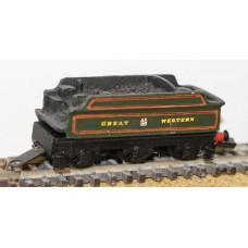 B1c GWR Hawksworth tender complete Unpainted Kit Nscale 1:148