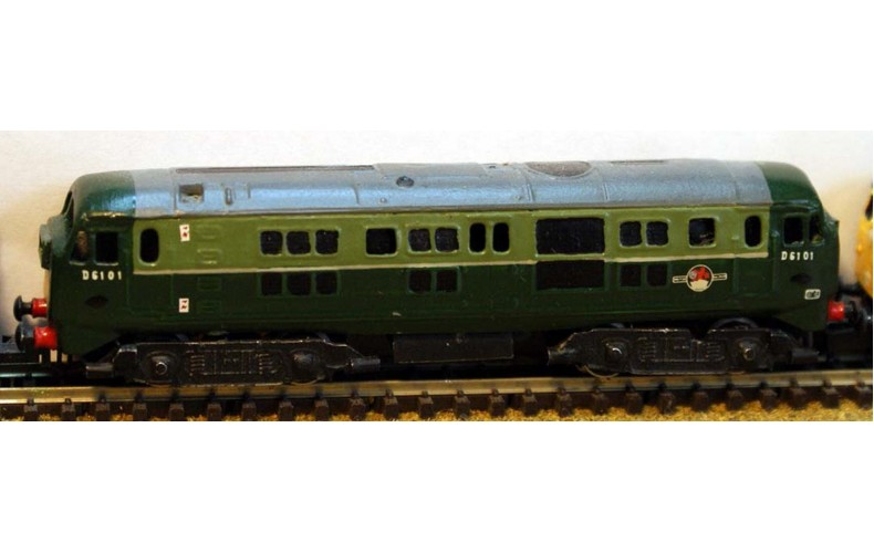 B25 B.R. Class 21/29 reqs class25 8309 Unpainted Kit Nscale 1:148