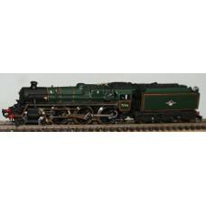 B26 BR/SR Class 4,4-6-0 & BR1b tenderreqs black5 Unpainted Kit Nscale 1:148