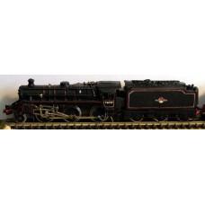 B27 BR Class 4,2-6-0 & BR1b tenderreqs crab &tender Unpainted Kit Nscale 1:148