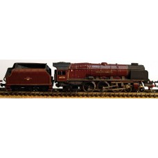 B33 LMS/BR 7P Pacific Expressreqs dutchess Unpainted Kit Nscale 1:148