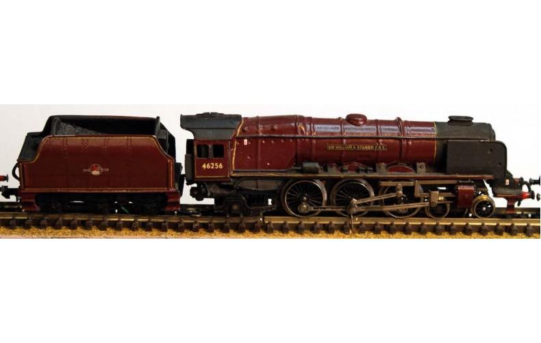 B33 LMS/BR 7P Pacific Expressreqs dutchess Unpainted Kit Nscale 1:148