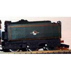 B36a BR BR1b tender Unpainted Kit Nscale 1:148
