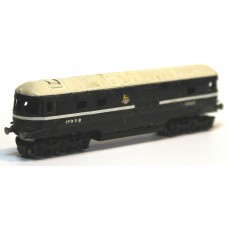 B42 GWR Brown Boveri chassis Bachman GEdash40c Unpainted Kit Nscale 1:148