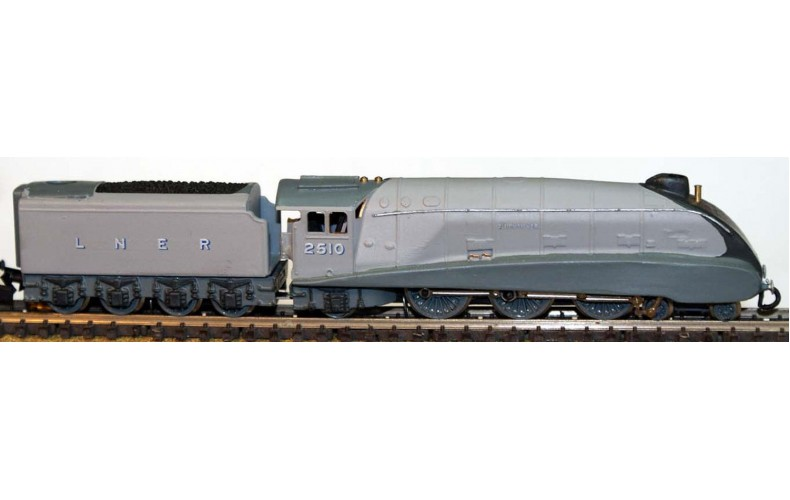 BC1 Streamlined A4 Conversion Kit reqs A4 loco Unpainted Kit Nscale 1:148