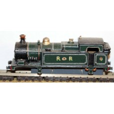BC2 Rhymney Conversion kitreq GPtank 1702/1703 Unpainted Kit Nscale 1:148