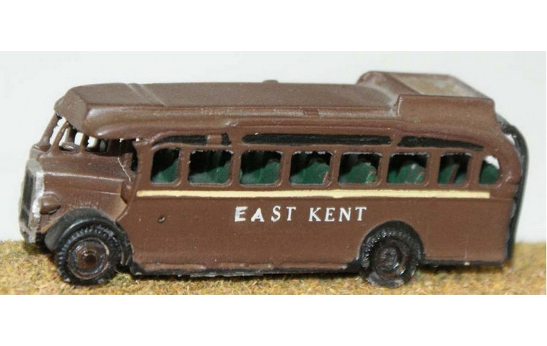 E12 Leyland Tiger TS7 coach 1935 Unpainted Kit N Scale 1:148