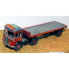 E20 Leyland Beaver flatbed lorry 1949-70's Unpainted Kit N Scale 1:148