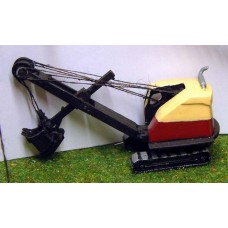 E31 22-RB Face Shovel Crane 55onwards Unpainted Kit N Scale 1:148