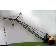E31b 22-RB Lattice Crane & Fly Jib '55on Unpainted Kit N Scale 1:148