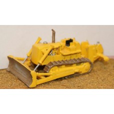 E32 225hp Bulldozer Circ 1960's Unpainted Kit N Scale 1:148