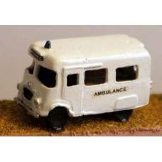 E35 Austin LD Ambulance Unpainted Kit N Scale 1:148