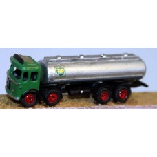 E36 Leyland 8 wheel Bulk Tanker Unpainted Kit N Scale 1:148