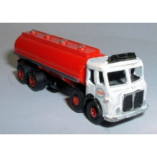 E37 AEC 8 wheel Bulk Tanker Unpainted Kit N Scale 1:148
