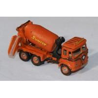 E50 Foden S20 Cement Mixer '54 Unpainted Kit N Scale 1:148
