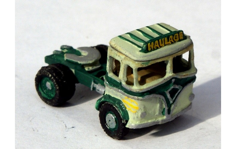 E51 Foden S20 Tractor Unit '54on Unpainted Kit N Scale 1:148