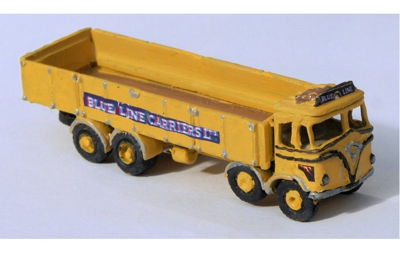 E52 Foden S20 Dropside Lorry Unpainted Kit N Scale 1:148