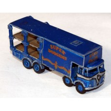 E53 Fairground D/Deck lorry Foden S20 Unpainted Kit N Scale 1:148