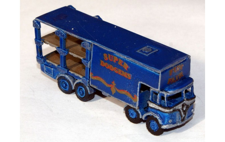 E53 Fairground D/Deck lorry Foden S20 Unpainted Kit N Scale 1:148