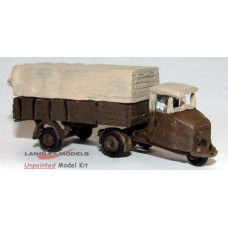 E5 Scam' Mech' Horse Lowside/Covered 1935 Unpainted Kit N Scale 1:148