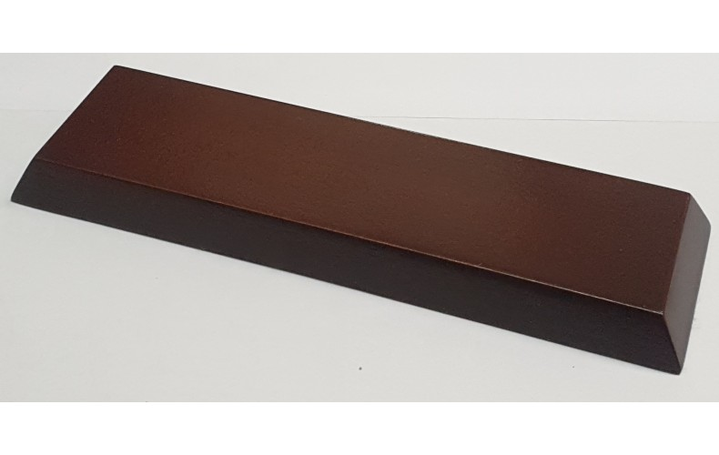 Wooden Display Base tapered side 195mm x 57mm