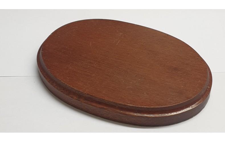 Display base Oval 130mm x90mm x15mm