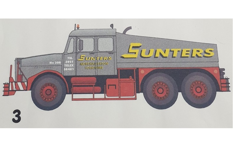 Contractor3G141 Bundle (OO scale 1/76th)