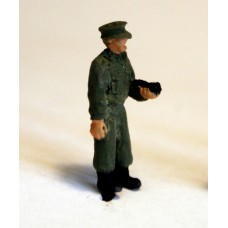 F170cp1 Painted 1 x Officer Royal Marines OO 1:76 Scale Model Kit
