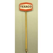 F226 Illuminated kit 'Texaco' Petrol Station Sign Unpainted Kit OO Scale 1:76