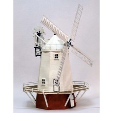 F248 Windmill-Smock Mill (detailed brass-etch) Unpainted Kit OO Scale 1:76