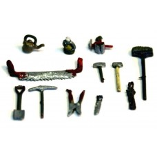 F283 Ass Industrial Tools & Equipment F283 Unpainted Kit OO Scale 1:76