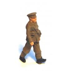 F49ap Painted 1 Officer OO 1:76 Scale Model Kit