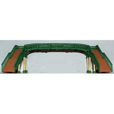 F69 Lattice Footbridge F69 Unpainted Kit OO Scale 1:76