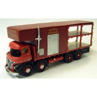 G105 Foden S21 d/deck Fairground lorry Unpainted Kit OO Scale 1:76