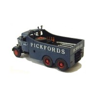 G125 Scam. Junior Constructor Pickfords '58 Unpainted Kit OO Scale 1:76