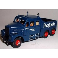 G128 Scam. Constructor & crew cab 6x6 '58 Unpainted Kit OO Scale 1:76
