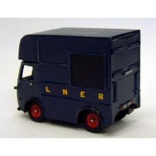 G135 B.Rail 1ton del. Van- A.Smith NCB Elec.Unpainted Kit OO Scale 1:76