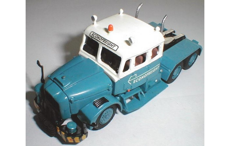 G138a Scammell Contractor Tractor Unit Mk1 Unpainted Kit OO Scale 1:76