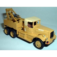 G184 Diamond T 'Military cab' Army wheels Unpainted Kit OO Scale 1:76