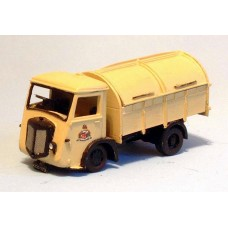 G28 Karrier Bantam Dustbin lorry '46 Unpainted Kit OO Scale 1:76