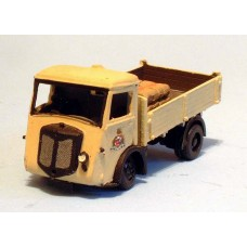 G29 Karrier Bantam Tipper lorry '46 Unpainted Kit OO Scale 1:76