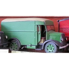 G39 Morris Commercial Van Unpainted Kit OO Scale 1:76
